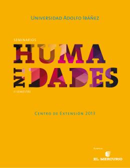 El Espíritu de los Tiempos - Universidad Adolfo Ibáñez