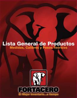 Descargar Catálogo 2015