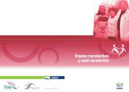 órganos reproductivos y salud reproductiva