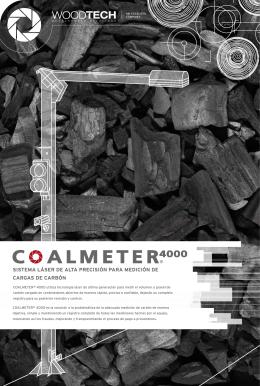 Folleto Coalmeter