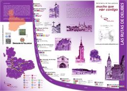 Plantilla Folleto - Turismo Provincia de Valladolid