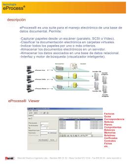 folleto  - MACROBIT Diseño e Ingeniería