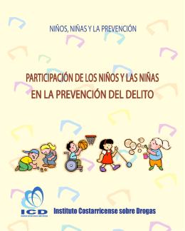 participación de los niños y las niñas en la prevención del delito