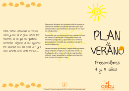folleto preesco plan verano fina 2014l