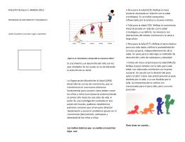 folleto - Jardín Guardería CURIOSEAR JUGAR Y APRENDER