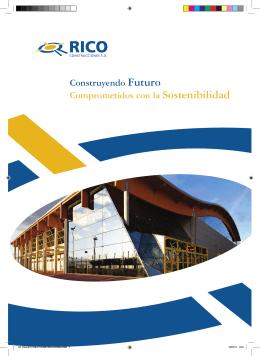 Dossier Construcciones Rico