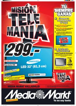 Descárgate el folleto de Media Markt Valladolid