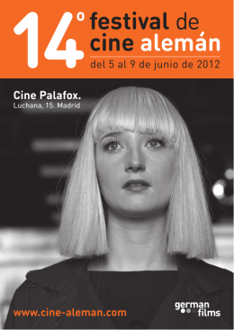 Folleto FCA14.indd