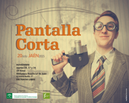 Pantalla Corta - Folleto 2015.cdr