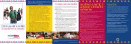 Version de folleto: Cómo ayudar a su hijo a tener éxito en la escuela