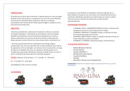 FOLLETO CURSO DE VERANO 14-15