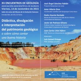 Folleto Encuentro AGB 2015_BURGOS