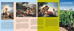 Folleto Goya 01 CARIÑENA