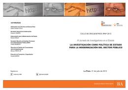 folleto III jornada investiga