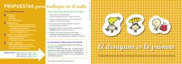 Desayuno saludable - Gobierno del principado de Asturias