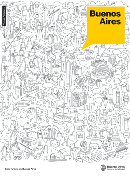 Motivacional folleto buenos aires portugues