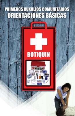 folleto primeros auxilios.indd