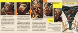 Folleto Goya 04 Calatayud - patronato de turismo de la diputación