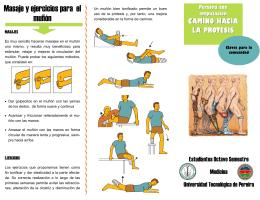 folleto amputados - Academia UTP