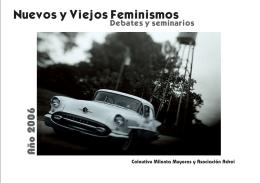 folleto foros feministas
