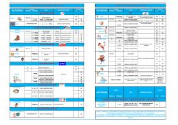 folleto inscripcion extraescolares 2014