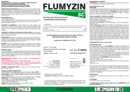 folleto Flumyzin x 5lt