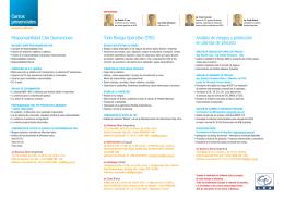 LEA folleto cursos 2010