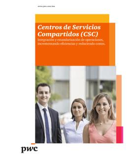 Centros de Servicios Compartidos (CSC)