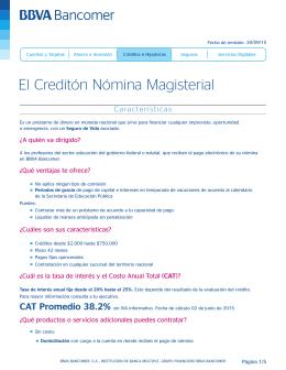 Folleto Creditón Nómina Magisterial 30_09_15V3