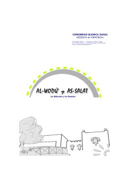 La Ablución - Mezquita de Fuengirola