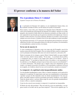 PDF Descarga Folleto E. Dieter F. Uchtdorf