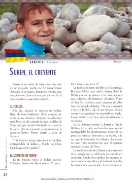 Niños - Escuela Sabática