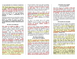 Cox Folleto Sect10 Cristianos Mesiánicos