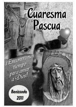folleto de Ayua en Cuaresma