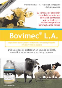 FOLLETO BOVIMEC L.A toda especie.cdr