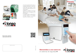 Folleto A2K4-NG - STARLIGH Importador y Distribuidor mayorista