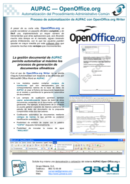 Folleto AUPAC-OpenOffice.pub