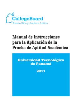 Descargar el Manual de Instrucciones para los docentes