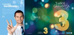 Consulta todas las condiciones e información en el folleto