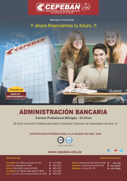 FOLLETO ADMINISTRACION BANCARIA 2012 II parte.cdr