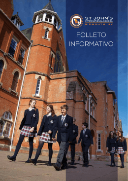FOLLETO INFORMATIVO - Blouberg International School