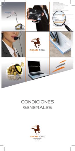 Folleto registrado en el Banco de España