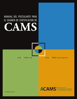 manual del postulante para el examen de certificacion de