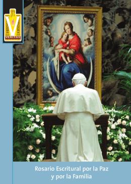 Rosario Escritural por la Paz y por la Familia