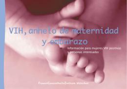 VIH,anhelo de maternidad y embarazo