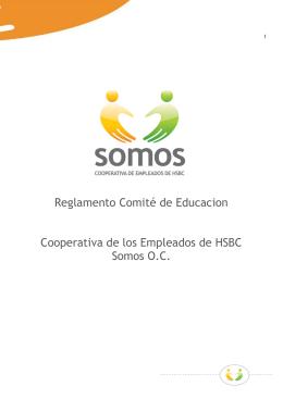 Reglamento de Educación