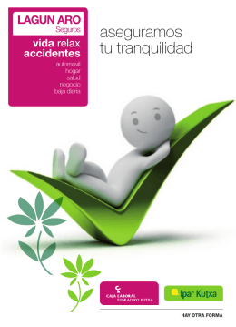 Folleto WEB Vida Accidentes Relax GES TR IK-CAST