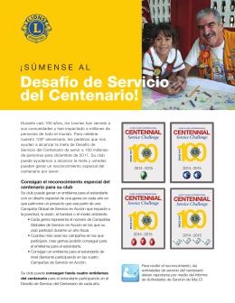 Cent Service Challenge