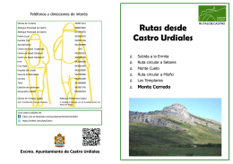 folleto Cerredo.pub - Turismo de Castro Urdiales
