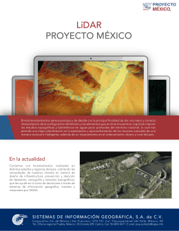 Folleto LiDAR Proy Mex-web3